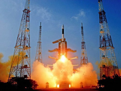 ISRO gearing up for navigation satellite's launch