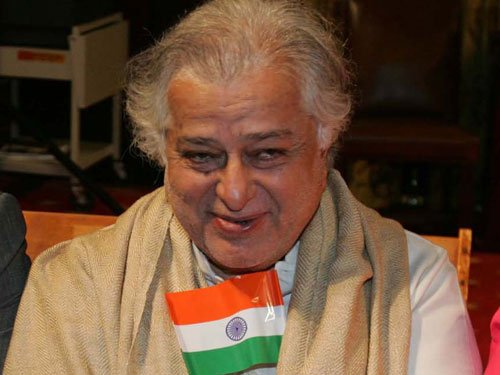 Shashi Kapoor to receive Dadasaheb Phalke Award