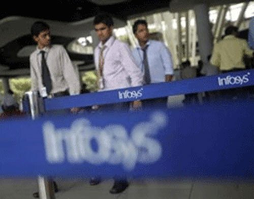 Infosys board to meet for Q4 results at Chennai