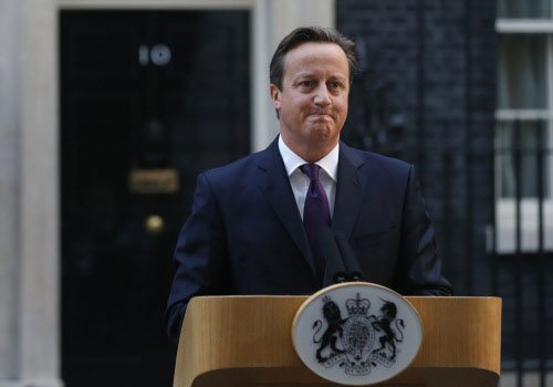 David Cameron to not serve third term as British PM