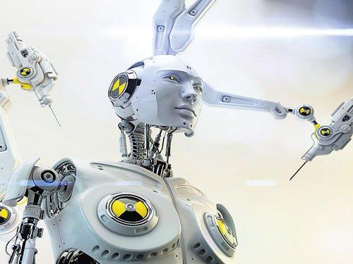 Robotics to rev up your career
