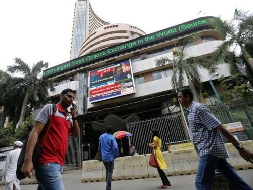 Sensex falls to 10-week low on foreign outflow concerns