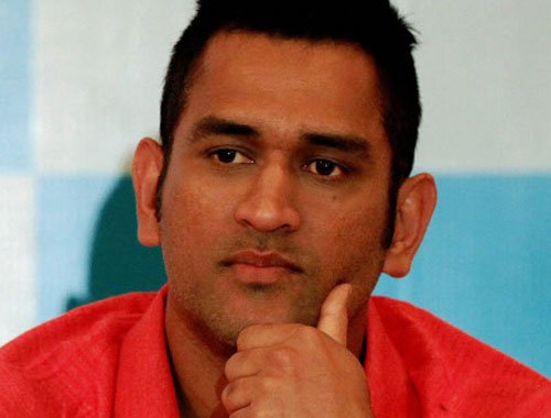 Security beefed up near Dhoni's house