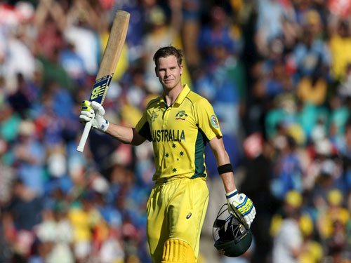 I just tried to play each ball on its merit, says Smith