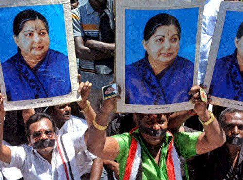 Jaya case: SC refuses  to stay pronouncement of verdict by High Court