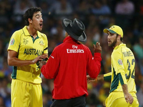 Dharmasena first to play and umpire in World Cup final