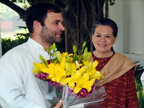 Rahul will be back among people 'very soon': Sonia