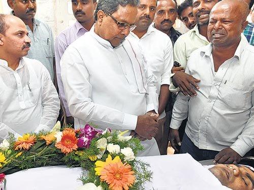 IAS officer death case: contempt plea against state govt filed