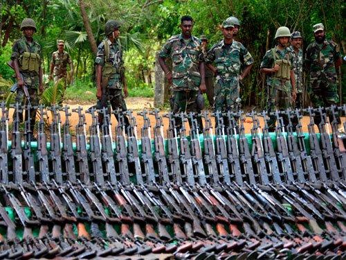 LTTE could regroup, warns Sri Lankan minister