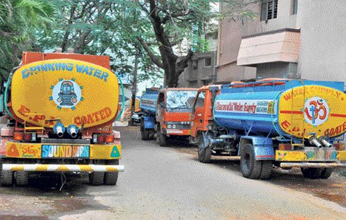 The water woes continue