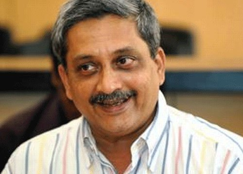 Parrikar gets security briefing from Japan