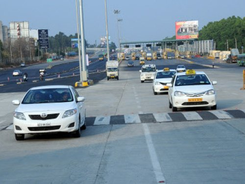 Toll up on parts of NH-48, 7