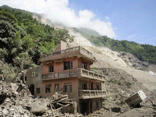 5.1-magnitude quake again hits Nepal