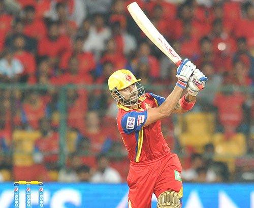 Bangalore defeat Kolkata by seven wickets