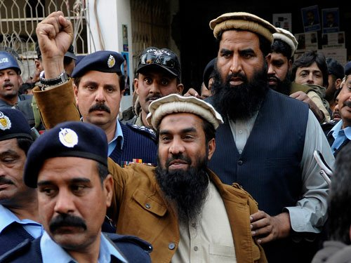 UN assures India of taking up Lakhvi release issue