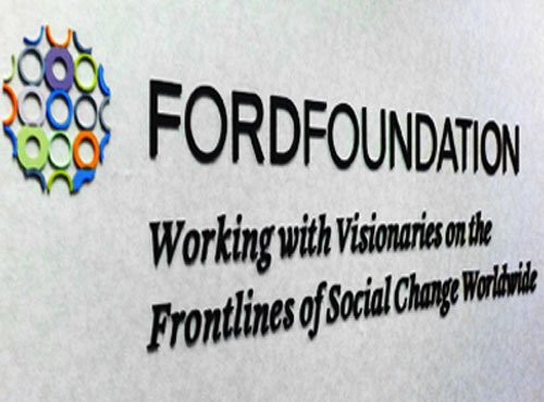 Ford Foundation funding under scanner