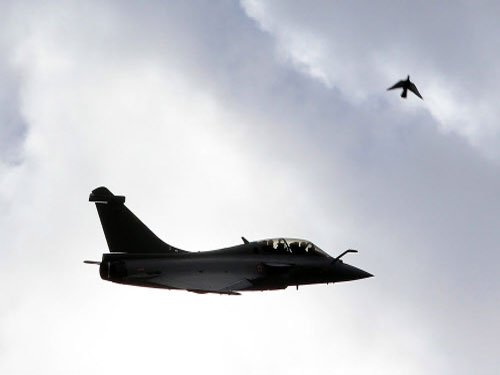 Rafale deal: Dassault likely to enter into JV with Indian firm