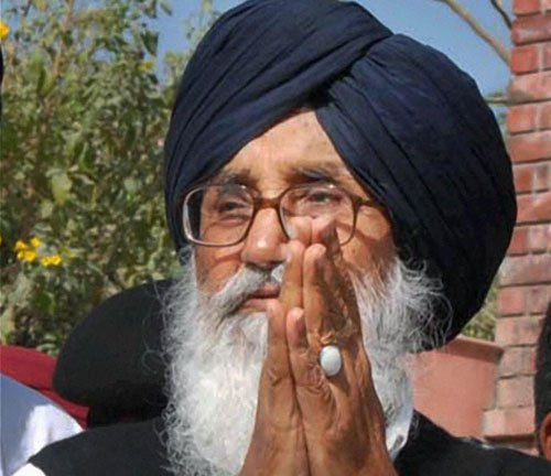 Moga molestation: Punjab CM meets victim's family