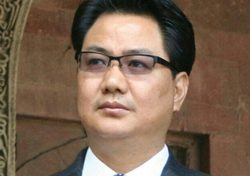 Rijiju condemns killing of 8 security personnel in Nagaland