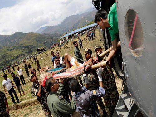 Decision to ask foreign rescue workers not aimed at India: Nepal