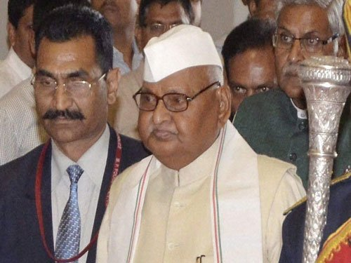 HC quashes FIR against MP Governor Yadav in MPPEB scam