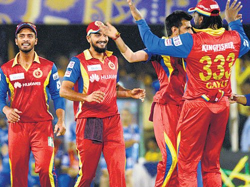 Challengers look to bounce back
