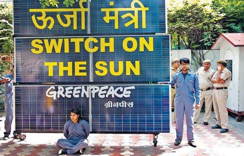 Greenpeace India may shut shop