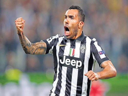 Juventus stun holders Madrid