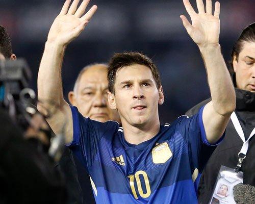 Magical Messi ruins Guardiola homecoming