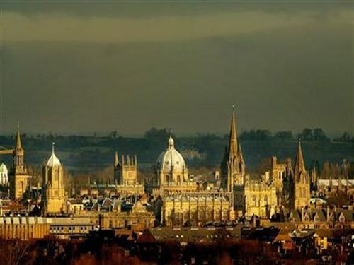 Ex-student sues Oxford University over rape claim
