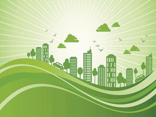 Build a green, clean world
