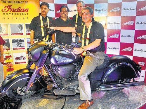 Indian expands bike segment presence