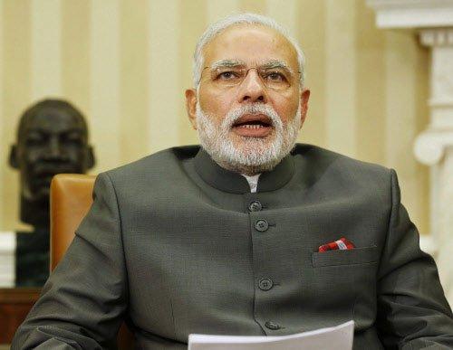 PM to visit naxal-affected Dantewada in Chhattisgarh tomorrow