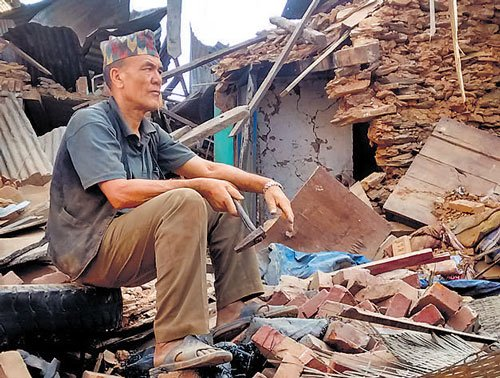 UN revises appeal amount to USD 423 mn for quake-hit Nepal