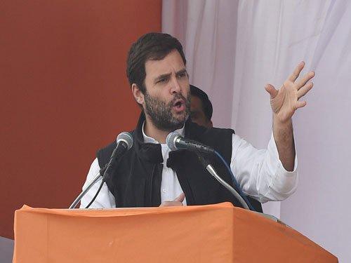 Rahul accuses Modi govt of hurting fishermen's interest