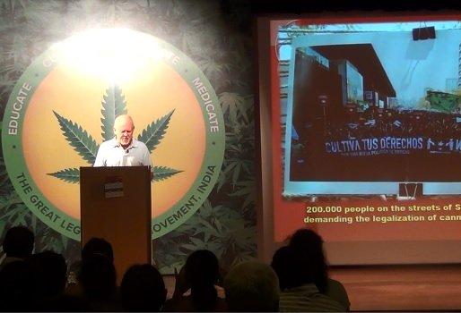 Lift ban on marijuana, says Bengaluru meet