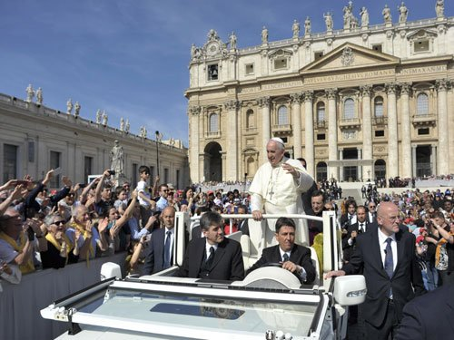 Vatican recognises state of Palestine in new treaty