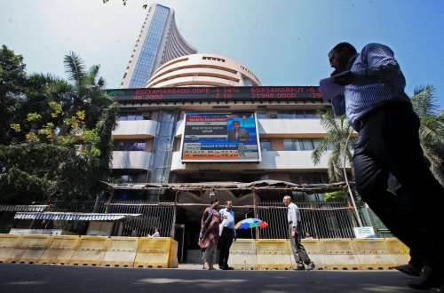 Sensex sheds 182 points during early session