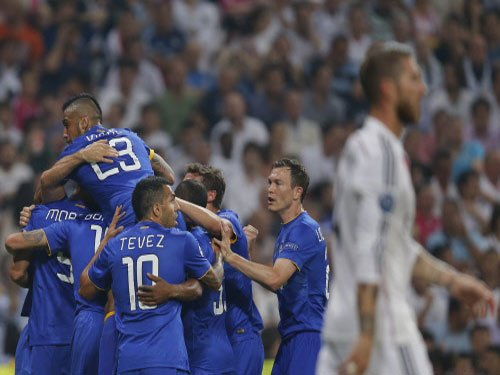 Morata shatters Real Madrid's Champions League dream