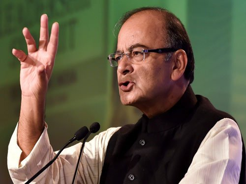 Jaitley disapproves of tendency of shrillness, hype by channels