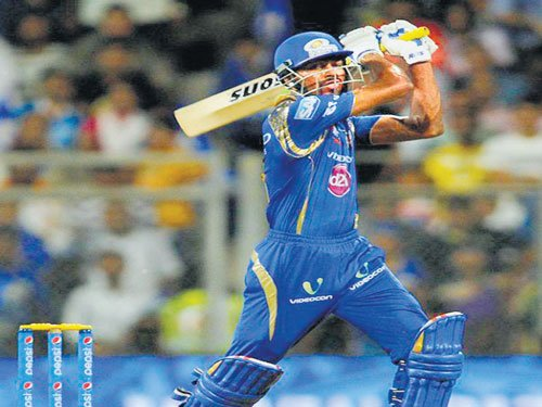 Mumbai win to stay afloat