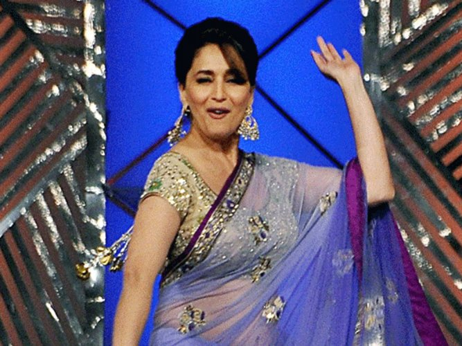 Age doesn't scare me, it's just a number: Madhuri