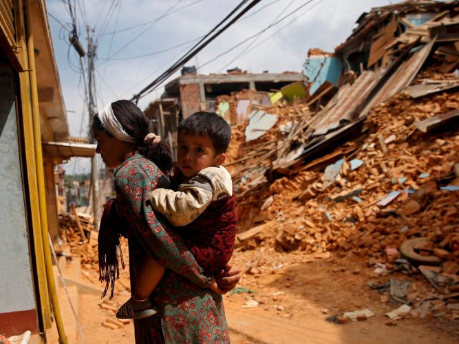 UN adopts resolution to strengthen relief efforts in Nepal