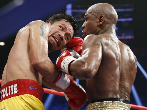 Fight of century becomes fight in court as fans sue Pacquiao