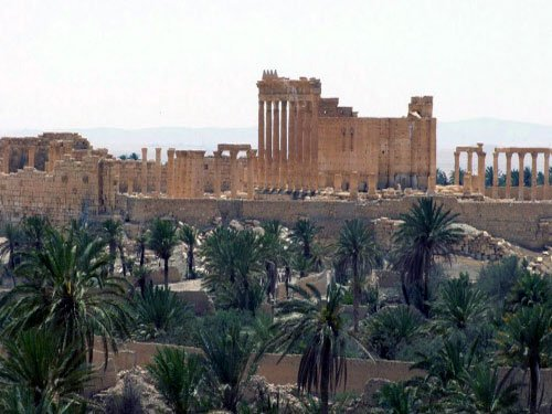 IS overruns most of Syria's ancient Palmyra: monitor