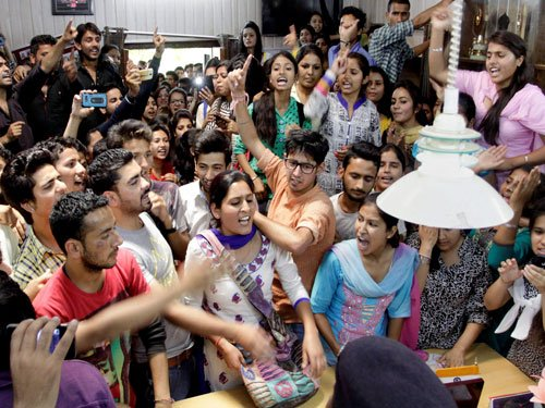 Row over alleged rape in Dharamshala