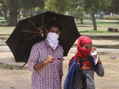Heatwaves claim 14 lives in Odisha, UP