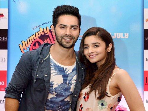 Varun Dhawan, Alia Bhatt finalised for 'Shuddhi'