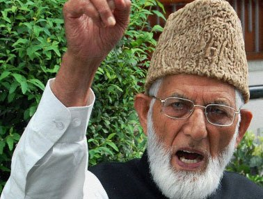 Geelani: Getting passport is my right, it should not be politicised