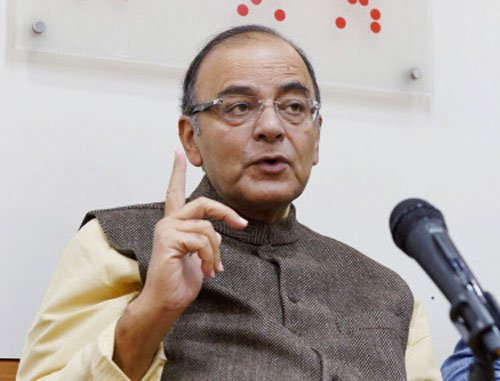 Jaitley pats govt for fast-paced decisions